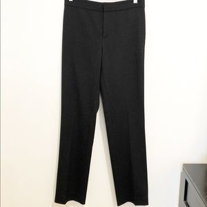 RALPH LAUREN BLACK LABEL WOOL PANTS 0/2 EUC